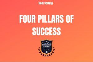 Four Pillars of Success