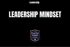 Leadership Mindset